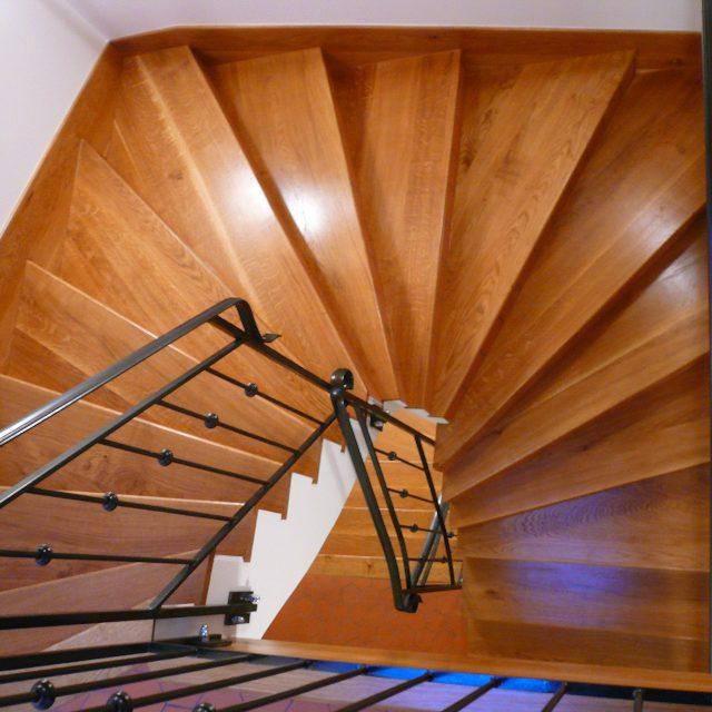 escalier gex